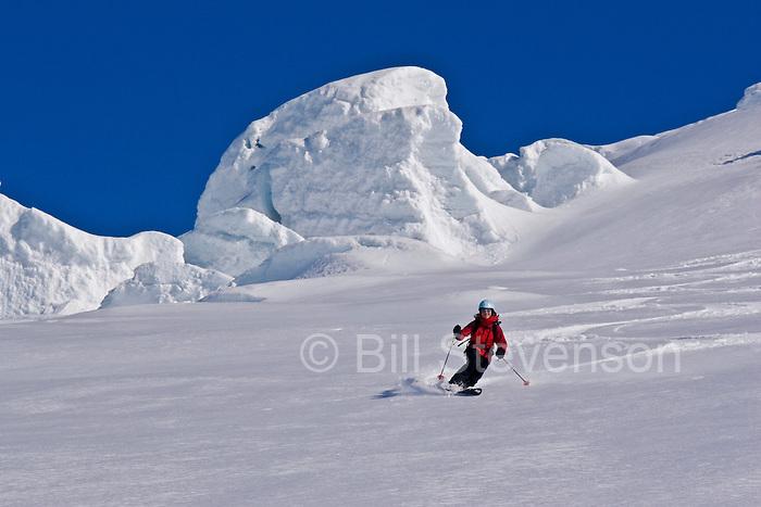 Great skiing.
