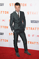 Dominic Cooper at the &quot;Stratton&quot; premiere, Vue West End, Leicester Square, London, UK. <br /> 29 August  2017<br /> Picture: Steve Vas/Featureflash/SilverHub 0208 004 5359 sales@silverhubmedia.com