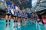 20150301 DVV-Pokal Finale, Allianz MTV Stuttgart vs. Ladies in Black Aachen