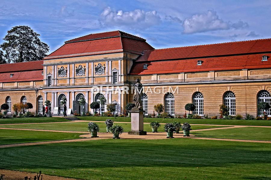 Palácio Charlottemburg. Berlim. Alemanha. 2007. Foto de Marcio Nel Cimatti.