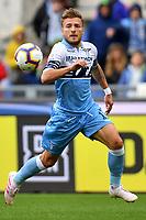 Ciro Immobile of Lazio in action <br /> Roma 5-5-2019 Stadio Olimpico Football Serie A 2018/2019 SS Lazio - Atalanta <br /> Foto Andrea Staccioli / Insidefoto