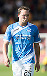 Partick Thistle v St Johnstone&hellip;10.09.16..  Firhill  SPFL<br />Chris Kane<br />Picture by Graeme Hart.<br />Copyright Perthshire Picture Agency<br />Tel: 01738 623350  Mobile: 07990 594431