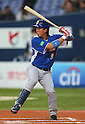 Daniel Matsumoto (BRA), .February 26, 2013 - WBC : .2013 World Baseball Classic, Exhibithion Game .match between Brazil 2-6 ORIX Buffaloes .at Kyocera Dome, Osaka, Japan..(Photo by AJPS/AFLO SPORT)