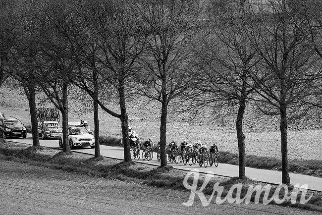 breakaway group<br /> <br /> 52nd Amstel Gold Race (1.UWT)<br /> 1 Day Race: Maastricht &rsaquo; Berg en Terblijt (264km)