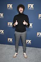 09 January 2020 - Pasadena, Dave Burd. FX Networks' Star Walk Winter Press Tour 2020 held at Circa 55 Restaurant in The Langham Huntington. Photo Credit: FS/AdMedia