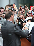 """Kevin Spacey with Fans attending the """"CASINO JACK""""  Gala Premiere during the 35th Toronto International Film Festival at Roy Thomson Hall on September 15, 2010 in Toronto, Canada."""