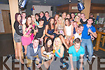 21st Birthday Party : Sinead Collins, Athea celebrating her 21st birthday with family & friends at Christies Bar, Listowel on Saturday night last,