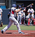 A photograph from the NIAA Division I Northern Region Baseball Championship between the Galena Grizzlies and the Reno Huskies played on Saturday, May 14, 2016 at Peccole Park in Reno, Nevada.