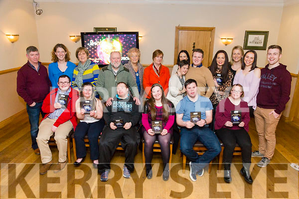 launching the Down Syndrome Kerry  'Strictly Come Dancing' Night DVD at a showing in Kerins O'Rahillys on Friday