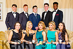 CBS The Green Students&rsquo; Debs Ball at the Ballyroe Heights Hotel on Saturday night, front left to right:- Ashleigh Murphy, Christine Mortimer, Niamh O'Connor , Amy Carmody and Derbhla Lynch.<br /> Back left to right:-, Dylan Hennebery , Jack Morgan, Max Benner, Joe Slattery and Segun Duyile.