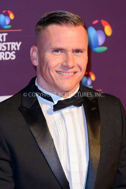 www.acepixs.com<br /> <br /> April 27 2017, London<br /> <br /> David Weir arriving at the BT Sport Industry Awards at Battersea Evolution on the 27th April 2017 at Battersea Evolution, London<br /> <br /> By Line: Famous/ACE Pictures<br /> <br /> <br /> ACE Pictures Inc<br /> Tel: 6467670430<br /> Email: info@acepixs.com<br /> www.acepixs.com