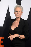 "LOS ANGELES - OCT 17:  Jamie Lee Curtis at the ""Halloween"" Premiere at the TCL Chinese Theater IMAX on October 17, 2018 in Los Angeles, CA"