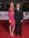 Kathryn Boyd, Josh Brolin attends The Universal Pictures Hail,Caesar! World Premiere held at The Regency Village Theatre in Westwood, California on February 01,2016                                                                               © 2016 Hollywood Press Agency