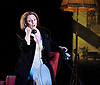 Cocteau Voices - Duet for One Voice and La Voix Humaine<br /> <br /> a double - bill of opera &amp; dance at the Royal Opera House, Linbury Studio Theatre, London, Great Britain<br /> <br /> rehearsal <br /> <br /> 15th June 2011<br /> <br /> La Voix Humaine<br /> <br /> Nuccia Focile<br /> <br /> Photograph by Elliott Franks