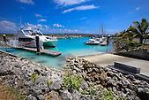 Port de Wé, Lifou, Nouvelle-Calédonie