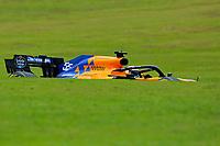 16th November 2019; Autodromo Jose Carlos Pace, Sao Paulo, Brazil; Formula One Brazil Grand Prix, Qualifying Day; Carlos Sainz Jr (ESP) Mclaren F1 Team MCL34 - Editorial Use