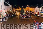 Turning of the Christmas lights in Killorglin last Saturday.