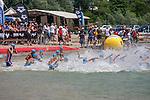 Partenza gara maschile | Men race start