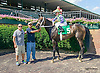 What's On His Toes winning at Delaware Park on 7/22/15
