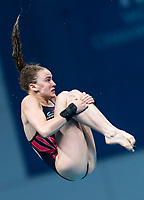 TOULSON Lois GBR <br /> Women's 10m Platform<br /> diving <br /> 18/07/2017 <br /> XVII FINA World Championships Aquatics<br /> Duna Arena Budapest Hungary <br /> Photo Andrea Staccioli/Deepbluemedia/Insidefoto