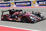 Betrand Baguette (35), Oak Racing driver in action during the World Endurance Championship Race (FIA/WEC) at the Circuit of the Americas race track in Austin,Texas.