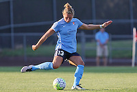 Piscataway, NJ - Saturday July 23, 2016: Kristin Grubka during a regular season National Women's Soccer League (NWSL) match between Sky Blue FC and the Washington Spirit at Yurcak Field.