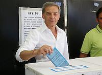 elezioni comunali 2016 candidati sindaco di Napoli al Voto<br /> Gianni Lettieri