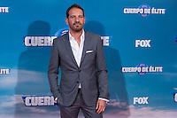 "Spanish director Joaquin Mazon during the premiere of ""Cuerpo de Elite"" at Capitol cinema. Madrid. August 25, 2016. (ALTERPHOTOS/Rodrigo Jimenez) /NORTEPHOTO"