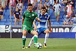 League Santander 2017-2018 - Game: 2<br /> RCD Espanyol vs CD Leganes: 0-1.<br /> Omar Ramos vs Aaron Martin.