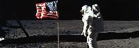 1969 Apollo 11 moon landing July 20, 1969