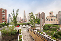 Roof Deck at 305 East 72nd Street