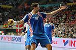 Jacov Gojun. DENMARK vs CROATIA: 30-24 - Semifinal