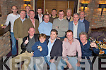 Tom Randles, Killarney pictured in Kaynes Bar, Killarney, with some of his fellow stags during his stag night on Friday night.....   Copyright Kerry's Eye 2008