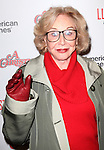 Michael Learned sporting a pair of signature 'Ralphie' specs at the Broadway Opening Night Performance for 'A Christmas Story - The Musical'  at the Lunt Fontanne Theatre in New York City on 11/19/2012.