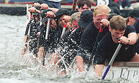 1990's Dragon Boats, Various, Dockland/Nottingham. UK