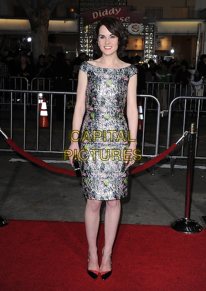 LOS ANGELES, CA - FEBRUARY 24 -Michelle Dockery attends Universal Pictures' Non-Stop held at Regency Village Theatre in Westwood, California on February 24,2014                                                                               <br /> CAP/DVS<br /> &copy;DVS/Capital Pictures