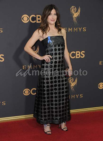 17 September  2017 - Los Angeles, California - Kathryn Hahn. 69th Annual Primetime Emmy Awards - Arrivals held at Microsoft Theater in Los Angeles. Photo Credit: Birdie Thompson/AdMedia