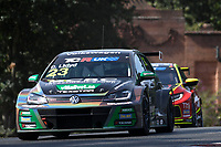 #23 Dan LLOYD (GBR) WestCoast Racing Volkswagen Golf GTI TCR  during TCR UK Championship Race Two as part of the BRSCC TCR UK Race Day Oulton Park  at Oulton Park, Little Budworth, Cheshire, United Kingdom. August 04 2018. World Copyright Peter Taylor/PSP. Copy of publication required for printed pictures.