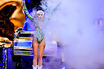 MIAMI, FL - MARCH 22: Miley Cyrus performs at AmericanAirlines Arena during her Bangerz Tour on March 22, 2014 in Miami, Florida. (Photo by Johnny Louis/jlnphotography.com)