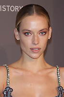 NEW YORK, NY - FEBRUARY 7:   Hannah Ferguson  at the 2018 amfAR Gala honoring Lee Daniels and Stefano Tonchi at Cipriani Wall Street on February 7, 2018 in New York City. <br /> CAP/MPI99<br /> &copy;MPI99/Capital Pictures