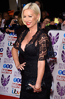 Denise Van Outen at the Pride of Britain Awards 2017 at the Grosvenor House Hotel, London, UK. <br /> 30 October  2017<br /> Picture: Steve Vas/Featureflash/SilverHub 0208 004 5359 sales@silverhubmedia.com