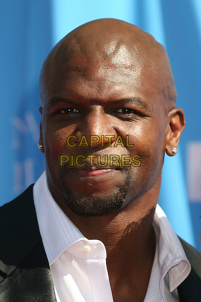 TERRY CREWS & WIFE REBECCA.38th Annual NAACP Image Awards at the Shrine Auditorium - Arrivals,  Los Angeles, California , USA, .2 March 2007..portrait headshot.CAP/ADM/BP.©Byron Purvis/AdMedia/Capital Pictures.