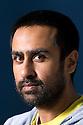 Nirpal Singh Daliwal, Novelist who wrote Tourism. CREDIT Geraint Lewis
