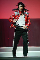 Michael Firestone as Michael Jackson