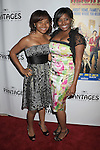 "HOLLYWOOD, CA. - June 23: Shar Jackson and daughter arrives at Broadway LA Presents: ""In The Heights"" - Opening Night at the Pantages Theatre on June 23, 2010 in Hollywood, California.."