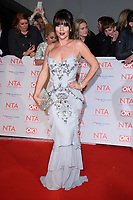 Candice Brown at the National Television Awards 2018 at the O2 Arena, Greenwich, London, UK. <br /> 23 January  2018<br /> Picture: Steve Vas/Featureflash/SilverHub 0208 004 5359 sales@silverhubmedia.com