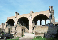Italy: Rome--Basilica of Constantine (or Maxentius) Photo '82.