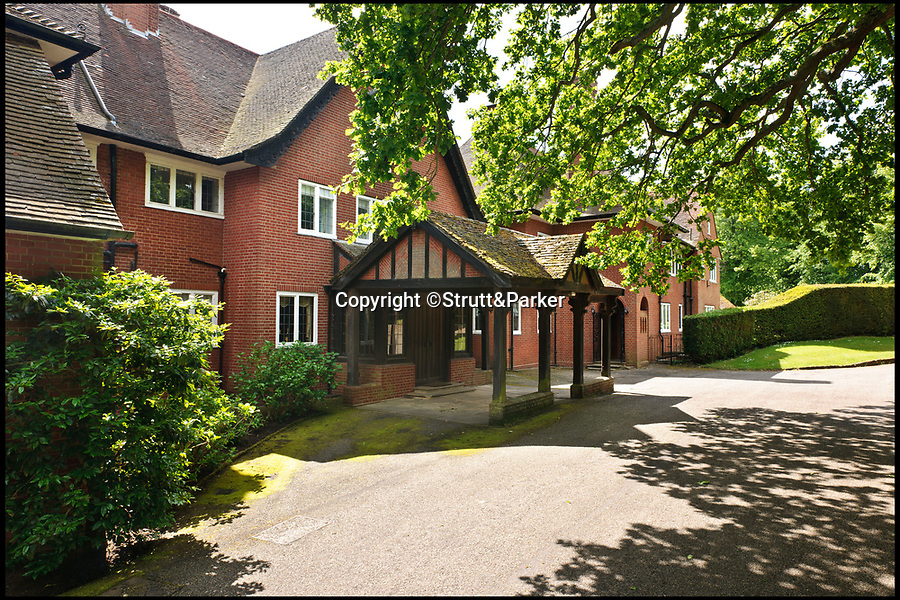 BNPS.co.uk (01202 558833)Pic: Strutt&Parker/BNPS<br /> <br /> Homebuyers will need to be Rolling In The Deep pockets to buy this stunning country manor that popstar Adele once lived in.<br /> <br /> The award-winning singer rented Lock House in Partridge Green, West Sussex, which is now on the market with Strutt & Parker for £7.25m, in 2011 and 2012.<br /> <br /> The glamorous 13-bedroom property is very much as it would have been when Adele lived there and would appeal to celebrities as it comes with a helicopter hangar and almost 85 acres of land, making it very private.<br /> <br /> Adele rented the grand home for about £15,000 a month and famously gave US TV host Anderson Cooper, presenter of 60 Minutes, a guided tour of the mansion in 2012.