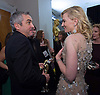 CATE BLANCHETT AND ALFONSO CUARON<br /> backstage at the Annual Academy Awards, Dolby&reg; Theatre in Hollywood, Los Angeles_02/03/2014<br /> Mandatory Photo Credit: &copy;Petit/Newspix International<br /> <br /> **ALL FEES PAYABLE TO: &quot;NEWSPIX INTERNATIONAL&quot;**<br /> <br /> PHOTO CREDIT MANDATORY!!: NEWSPIX INTERNATIONAL(Failure to credit will incur a surcharge of 100% of reproduction fees)<br /> <br /> IMMEDIATE CONFIRMATION OF USAGE REQUIRED:<br /> Newspix International, 31 Chinnery Hill, Bishop's Stortford, ENGLAND CM23 3PS<br /> Tel:+441279 324672  ; Fax: +441279656877<br /> Mobile:  0777568 1153<br /> e-mail: info@newspixinternational.co.uk