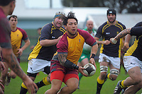 150905 Development XV Rugby - Wellington v Hawkes Bay